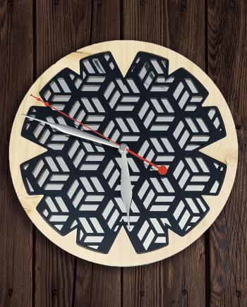 Geometry clock